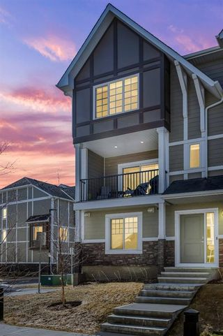 Main Photo: 403 NOLANLAKE Villas NW in Calgary: Nolan Hill Row/Townhouse for sale : MLS®# A1084693