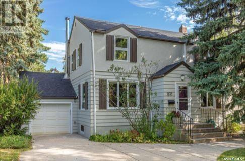 Main Photo: 1233 Osler Street in Saskatoon: Varsity View Residential for sale : MLS®# SK849623