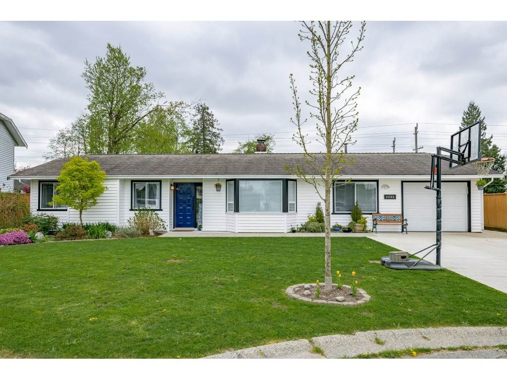 Main Photo: 15344 95A Avenue in Surrey: Fleetwood Tynehead House for sale : MLS®# R2571120