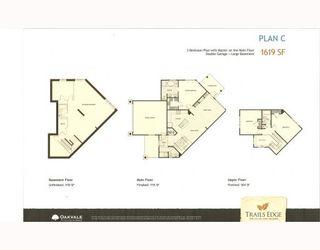 """Photo 10: 4 24185 106B Avenue in Maple_Ridge: Albion 1/2 Duplex for sale in """"TRAILS EDGE"""" (Maple Ridge)  : MLS®# V784962"""