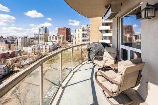 Photo 1: 1005 9819 104 Street in Edmonton: Zone 12 Condo for sale : MLS®# E4240390