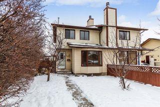 Photo 1: 151 Falsby Road NE in Calgary: Falconridge Semi Detached for sale : MLS®# A1061246