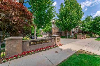 """Photo 1: 39 15833 26 Avenue in Surrey: Grandview Surrey Townhouse for sale in """"Brownstones"""" (South Surrey White Rock)  : MLS®# R2277501"""