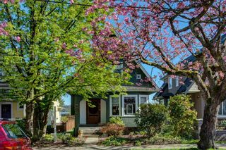 Photo 2: 214 ST. PATRICK STREET in New Westminster: Queens Park House for sale : MLS®# R2254175