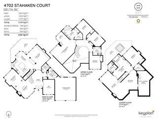 Photo 39: 4702 STAHAKEN Court in Tsawwassen: English Bluff House for sale : MLS®# R2516407