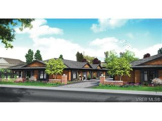 Photo 1: 1 2340 Oakville Ave in VICTORIA: Si Sidney South-East Row/Townhouse for sale (Sidney)  : MLS®# 709257