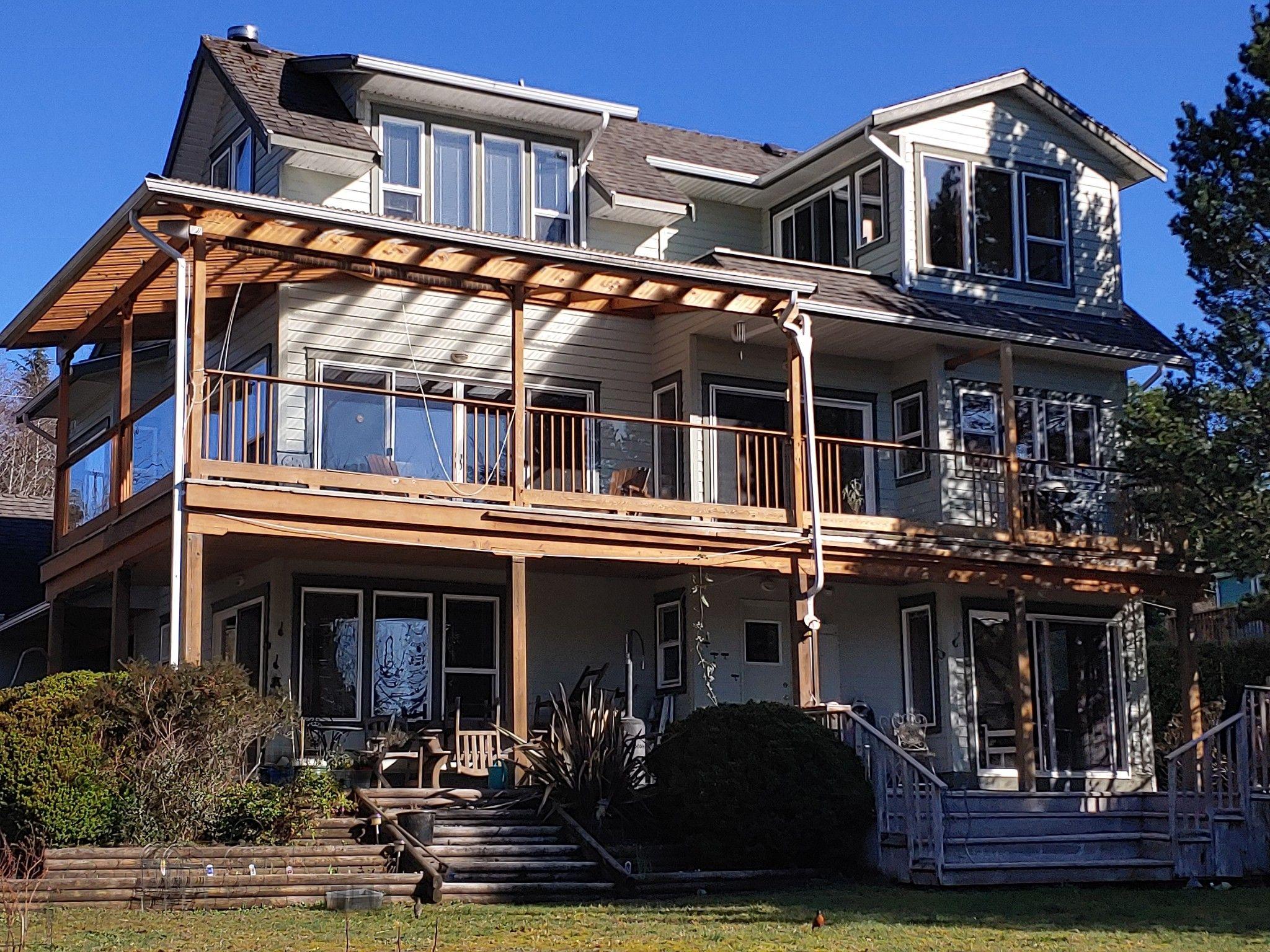 Main Photo: 462 Pachena Road in Bamfield: House for sale : MLS®# 865724