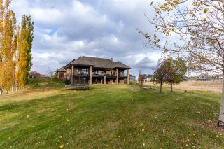 Photo 46: 70 Greystone Drive: Rural Sturgeon County House for sale : MLS®# E4240540