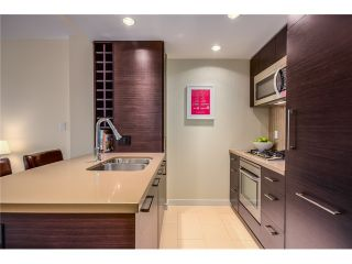 "Photo 5: 2207 833 HOMER Street in Vancouver: Downtown VW Condo for sale in ""ATELIER"" (Vancouver West)  : MLS®# V1056751"