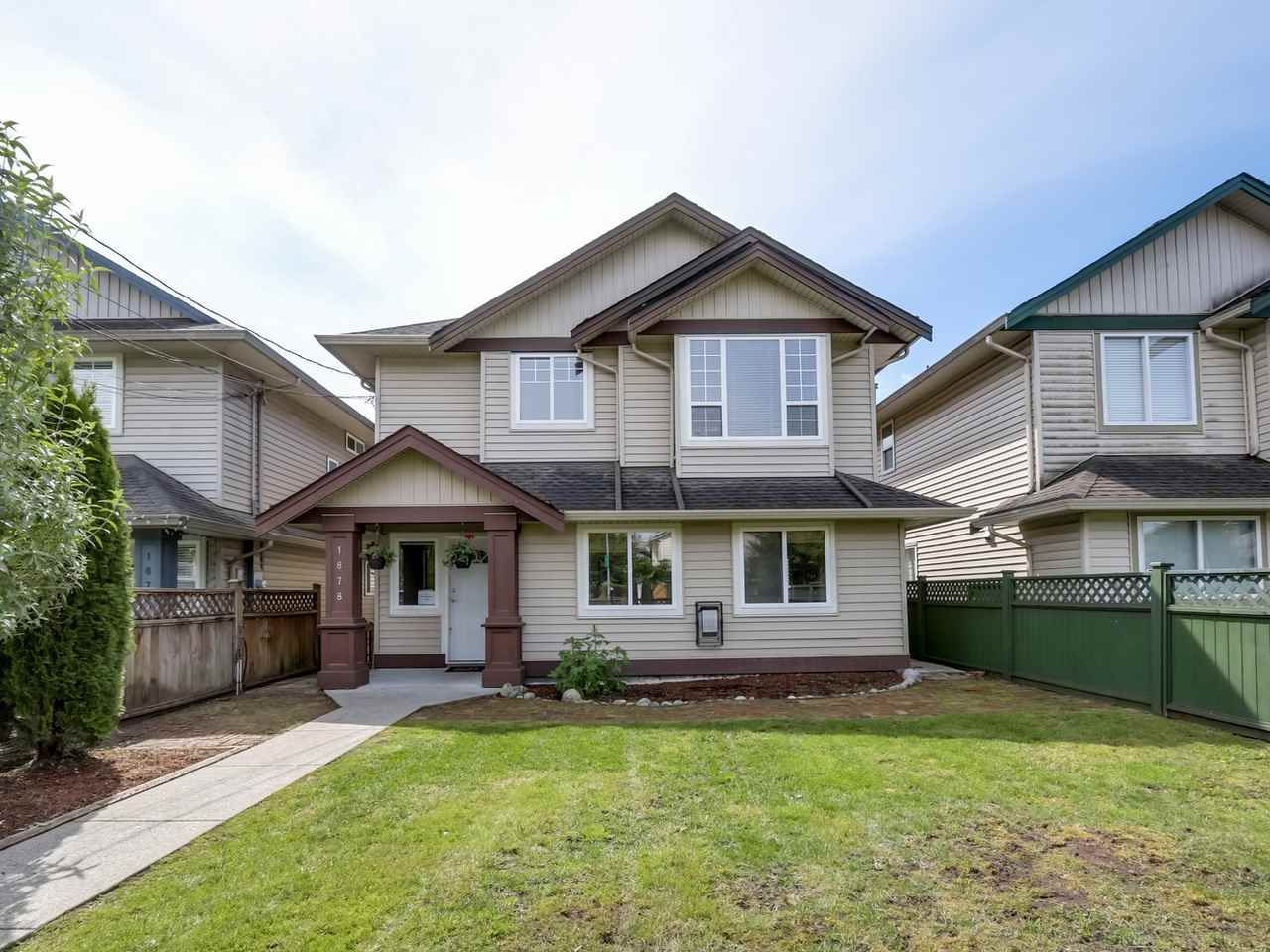 Main Photo: 1878 LANGAN Avenue in Port Coquitlam: Lower Mary Hill House for sale : MLS®# R2061753