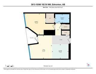 Photo 26: 3813 10360 102 Street in Edmonton: Zone 12 Condo for sale : MLS®# E4231481
