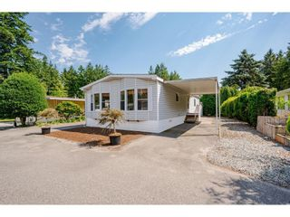 """Photo 3: 228 20071 24 Avenue in Langley: Brookswood Langley Manufactured Home for sale in """"Fernridge Park"""" : MLS®# R2600395"""
