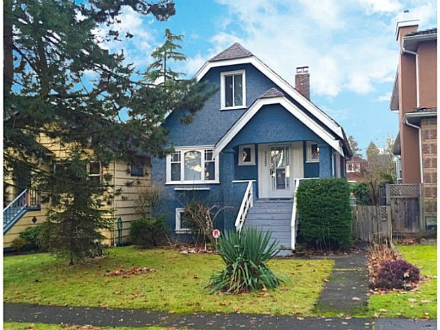 Main Photo: 3127 W 28TH AV in Vancouver: MacKenzie Heights House for sale (Vancouver West)  : MLS®# V1098677