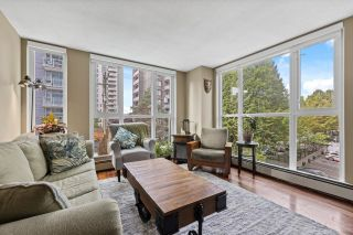 """Main Photo: 302 1010 BURNABY Street in Vancouver: West End VW Condo for sale in """"The Ellington"""" (Vancouver West)  : MLS®# R2619302"""