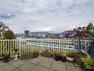 """Photo 10: 302 228 E 4TH Avenue in Vancouver: Mount Pleasant VE Condo for sale in """"Watershed/Mount Pleasant"""" (Vancouver East)  : MLS®# V1031865"""