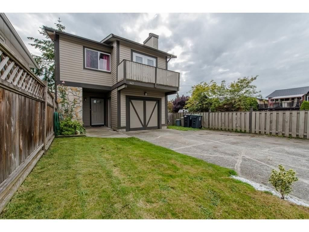 Main Photo: 167 SPRINGFIELD Drive in Langley: Aldergrove Langley House for sale : MLS®# R2137611