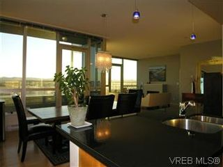 Photo 5: 1103 732 Cormorant Street in VICTORIA: Vi Downtown Condo Apartment for sale (Victoria)  : MLS®# 296221
