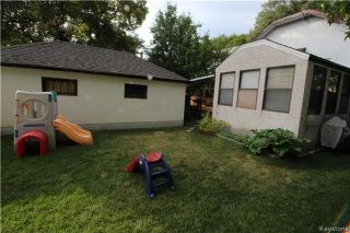 Photo 15: 94 Bannerman Avenue in Winnipeg: Scotia Heights Residential for sale (4D)  : MLS®# 1721228