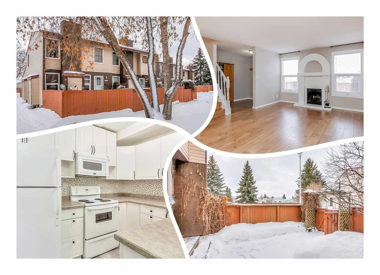 Main Photo: 17119 109 Street in Edmonton: Zone 27 Townhouse for sale : MLS®# E4225524