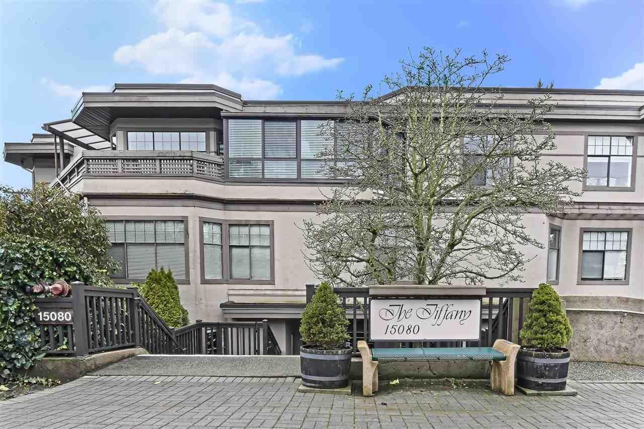 """Main Photo: 203 15080 PROSPECT Avenue: White Rock Condo for sale in """"The Tiffany"""" (South Surrey White Rock)  : MLS®# R2434802"""
