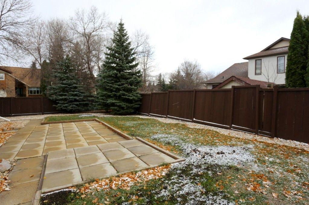 Photo 28: Photos: 2 Hazel Park Drive in Winnipeg: Richmond West Single Family Detached for sale (1S)  : MLS®# 1728254