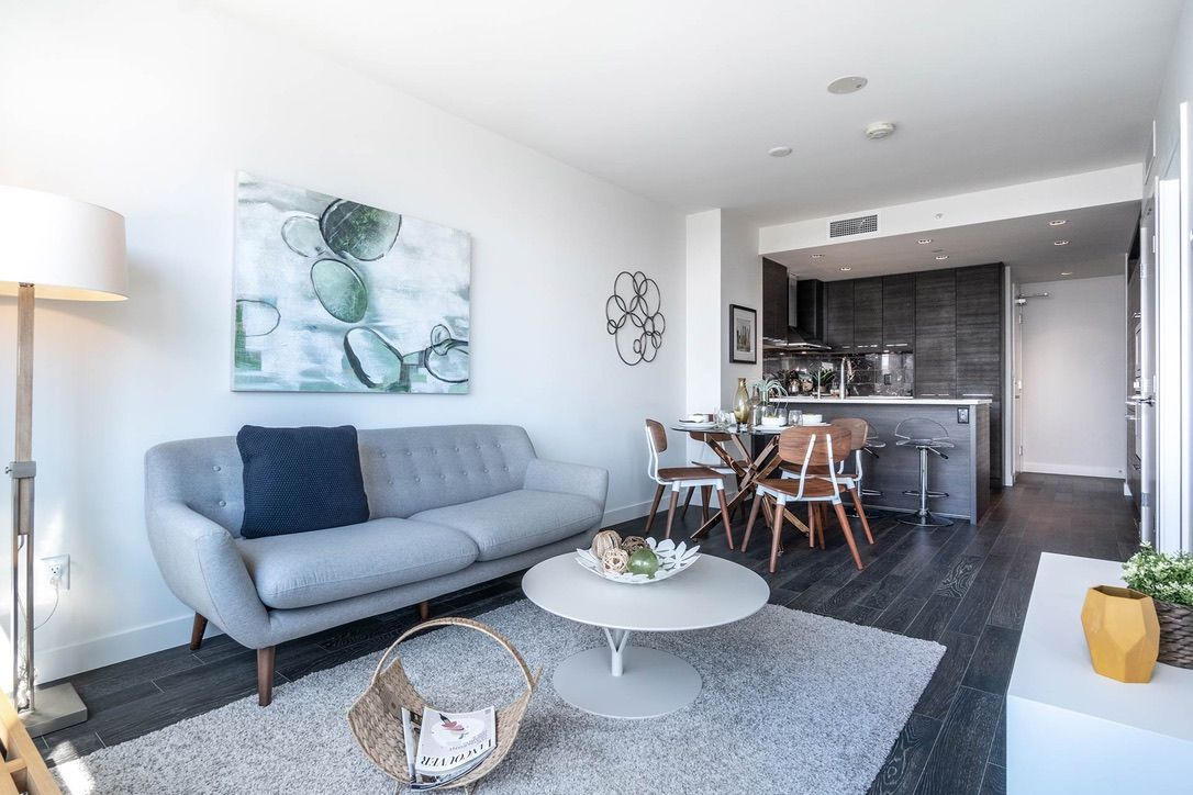"""Main Photo: 1201 7468 LANSDOWNE Road in Richmond: Brighouse Condo for sale in """"CADENCE"""" : MLS®# R2609752"""