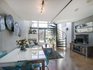 """Photo 7: 305 428 W 8TH Avenue in Vancouver: Mount Pleasant VW Condo for sale in """"XL LOFTS"""" (Vancouver West)  : MLS®# R2184000"""
