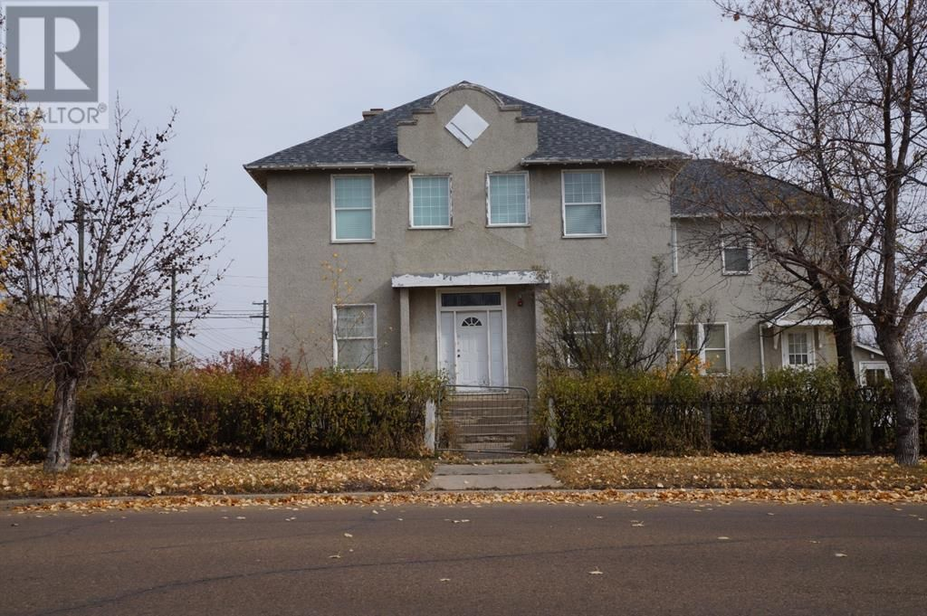 Main Photo: 502 Centre Street in Hanna: House for sale : MLS®# A1152289