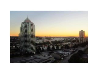 "Photo 1: 1207 4353 HALIFAX Street in Burnaby: Brentwood Park Condo for sale in ""BRENT GARDEN"" (Burnaby North)  : MLS®# V1142635"