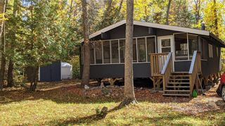Photo 1: 144 Bayview Drive in Grand Marais: Lakeshore Heights Residential for sale (R27)  : MLS®# 202123685
