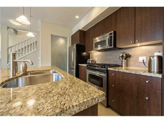 """Photo 5: 9 1863 WESBROOK Mall in Vancouver: University VW Townhouse for sale in """"ESSE"""" (Vancouver West)  : MLS®# V1107594"""