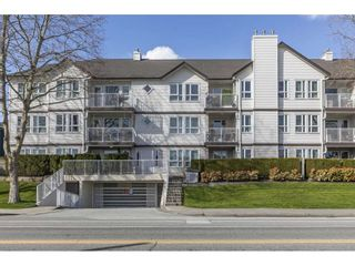 "Main Photo: 208 17727 58 Avenue in Surrey: Cloverdale BC Condo for sale in ""SHANNON GATE at DERBY DOWNS"" (Cloverdale)  : MLS®# R2562168"