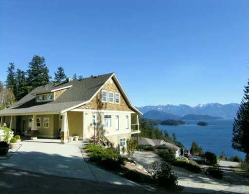 "Photo 1: Photos: 1221 ST ANDREWS RD in Gibsons: Gibsons & Area House for sale in ""MORNINGSTAR ESTATES"" (Sunshine Coast)  : MLS®# V576321"