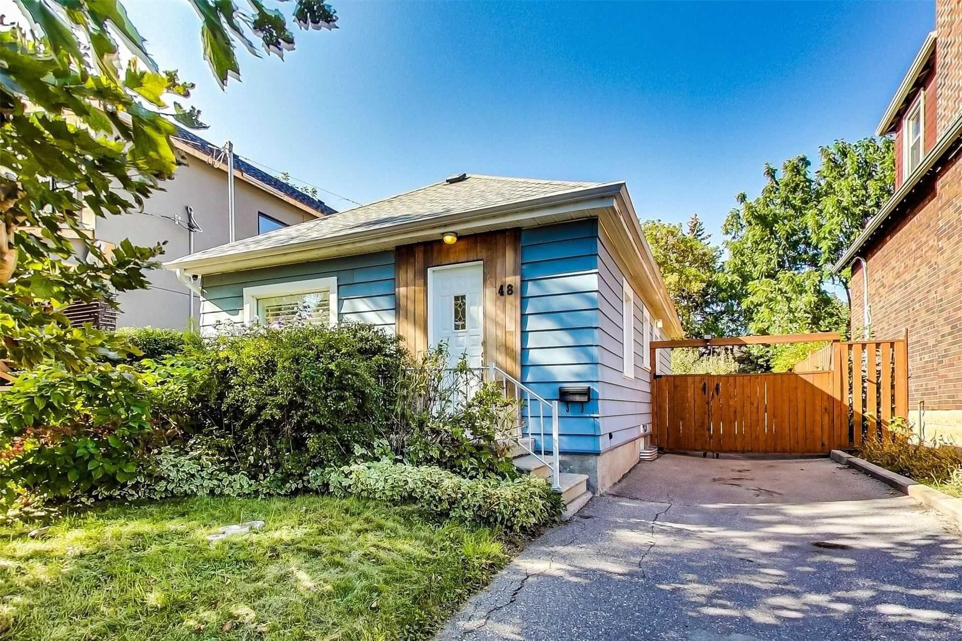 Main Photo: 48 Elma Street in Toronto: Mimico House (Bungalow) for sale (Toronto W06)  : MLS®# W4585828