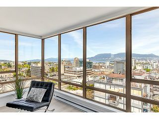 """Photo 4: 1201 1405 W 12TH Avenue in Vancouver: Fairview VW Condo for sale in """"THE WARRENTON"""" (Vancouver West)  : MLS®# V1062327"""