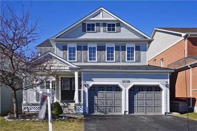 Main Photo: 1518 Heartland Boulevard in Oshawa: Taunton House (2-Storey) for sale : MLS®# E3457667