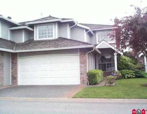 """Main Photo: 2 6061 W BOUNDARY DR in Surrey: Panorama Ridge Townhouse for sale in """"Lakewood Place"""" : MLS®# F2511406"""