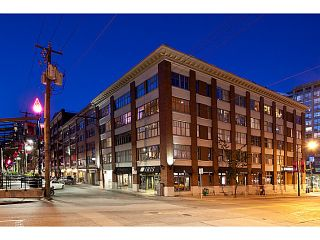 Photo 1: 410 1178 Hamilton in Vancouver: Yaletown Condo for sale (Vancouver West)  : MLS®# V988369