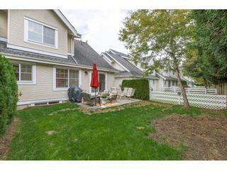 """Photo 39: 16 17097 64 Avenue in Surrey: Cloverdale BC Townhouse for sale in """"Kentucky Lane"""" (Cloverdale)  : MLS®# R2625431"""