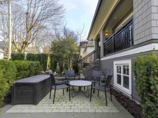 Photo 19: 2348 W 8TH AVENUE in Vancouver: Kitsilano Townhouse for sale (Vancouver West)  : MLS®# R2247812