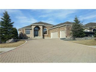Main Photo: 34 Woodstone Drive in ESTPAUL: Birdshill Area Residential for sale (North East Winnipeg)  : MLS®# 1502211