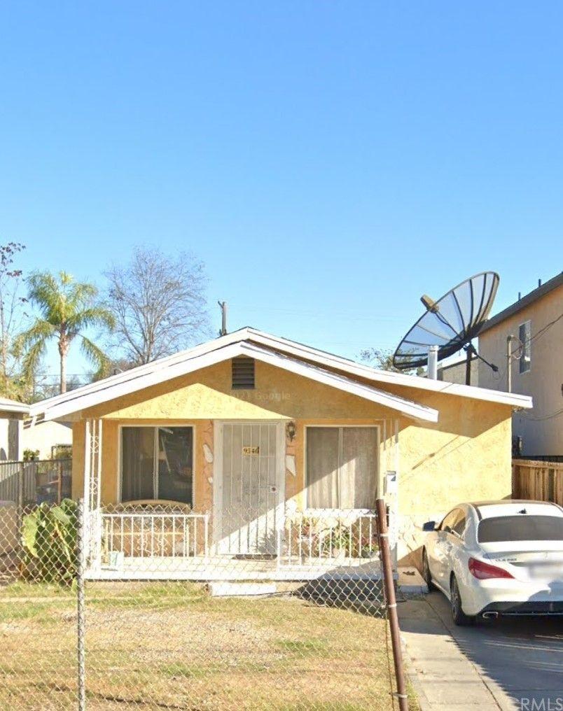 Main Photo: 9540 Defiance Avenue in Los Angeles: Residential for sale (C37 - Metropolitan South)  : MLS®# OC21204469