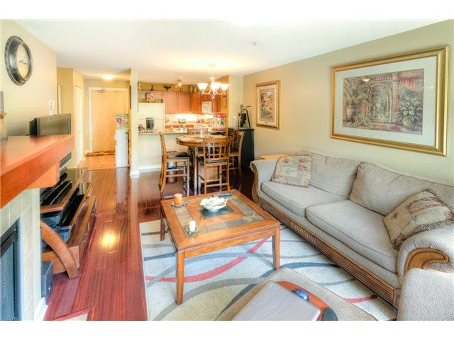 """Photo 9: Photos: 202 625 PARK Crescent in New Westminster: GlenBrooke North Condo for sale in """"WESTHAVEN"""" : MLS®# V1065412"""