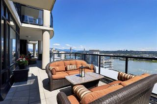 Photo 5: 1903 610 VICTORIA STREET in : Downtown NW Condo for sale (New Westminster)  : MLS®# R2083310