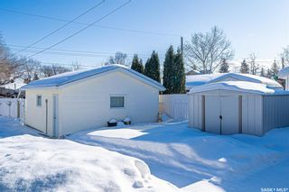 Photo 31: 222 Witney Avenue South in Saskatoon: Meadowgreen Residential for sale : MLS®# SK840959