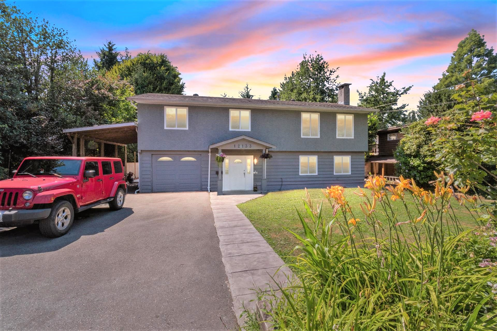 Main Photo: 12133 ACADIA STREET in Maple Ridge: West Central House for sale : MLS®# 2602935