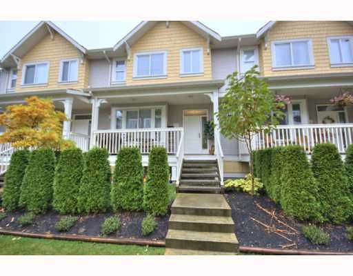 """Main Photo: 45 5999 ANDREWS Road in Richmond: Steveston South Townhouse for sale in """"RIVER WIND"""" : MLS®# V750459"""