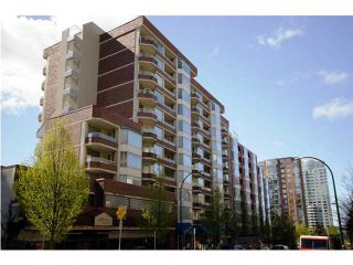 """Photo 10: 1004 1330 HORNBY Street in Vancouver: Downtown VW Condo for sale in """"HORNBY COURT"""" (Vancouver West)  : MLS®# V886138"""