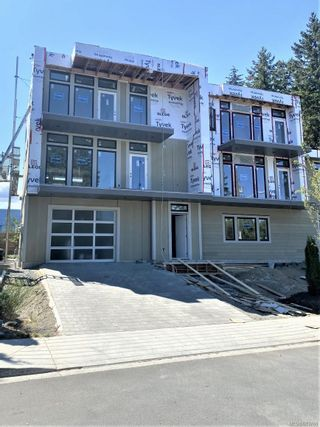 Main Photo: 3579 Saxman Rd in : Na Uplands Row/Townhouse for sale (Nanaimo)  : MLS®# 883780