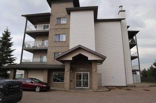 Photo 1: 110 16715 100 Avenue in Edmonton: Zone 22 Condo for sale : MLS®# E4256231